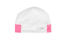 saucony DryLete Loose-Fit Beanie white/vizipro pink